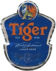 MYS - Tiger - (origin singapore local brewed)