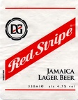 JAM - Red Stripe