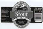NZL - Harrington's - Stout