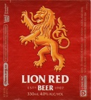 NZL - Lion Brew - Lion Red