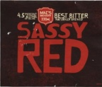 NZL - Mac's Brew - Sassy Red