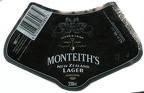 NZL - Monteith's Brew - New Zealand lager