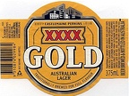 AUS - Castlemaine Perkins Brew - Gold