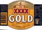 AUS - Castlemaine Perkins Brew - XXX Gold