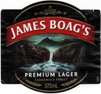 AUS - James Boag & Son Brew - Premium Lager