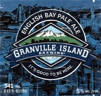 CAN - Granville Island Brew - English Bay Pale Ale