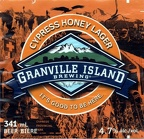 CAN - Granville Island Brew - Cypress Honey lager