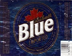 CAN - Labatt Brew - Blue (Export USA)