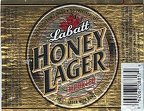 CAN - Labatt Brew - Blue - Honey lager (Export USA)