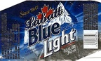 CAN - Labatt Brew - Blue Light