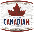 CAN - Molson Brew - Canadian - 2013