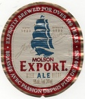 CAN - Molson Brew - Export Ale