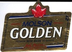 CAN - Molson Brew - Golden