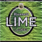CAN - Russel Brew - Lime
