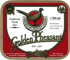 SVK - Bazant Brew - Golden Pheasant - 500 ml (e)