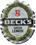 DEU - Beck's Brau  (Inbev) - 006 - Green Lemon