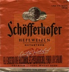 DEU - Binding-Brau - (Oetker group) - Heffeweizen - Export Colombia